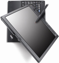 Lenovo X61 Tablet